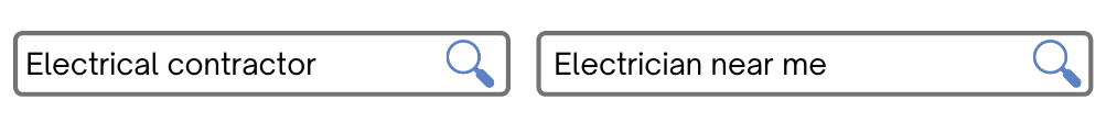 Electrical contractor, Electrician near me